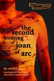 Postcard artwork from The Second Coming of Joan of Arc